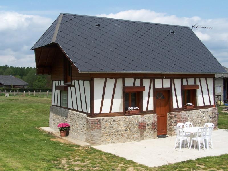 Proche Honfleur, le Gîte des Tourterelles vous propose un séjour détente avec linge de Maison fourni+panier garni offert