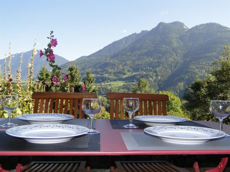 Location vacances Vinzier -  Appartement - 5 personnes - Barbecue - Photo N° 1