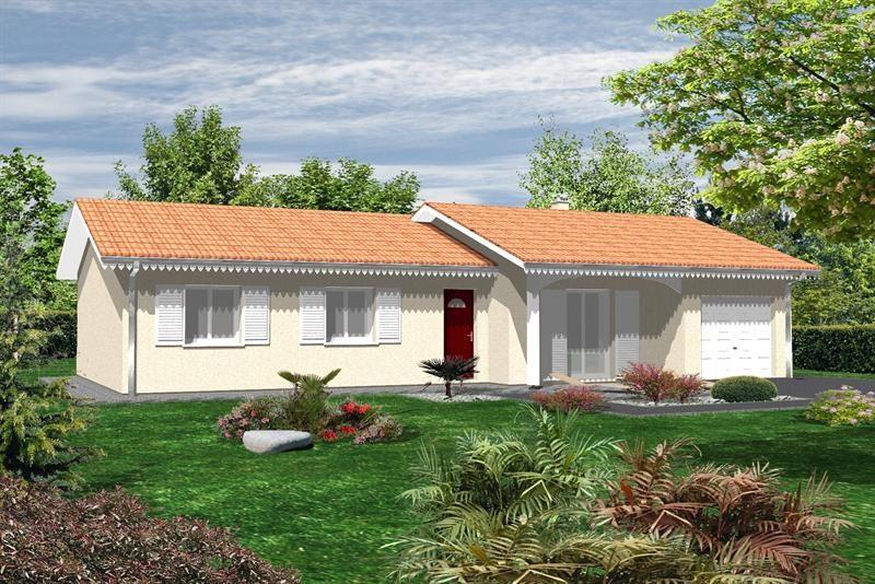 Maison  5 pièces + Terrain 2100 m² Bessines sur Gartempe (87250) par GCI CONSTRUCTION
