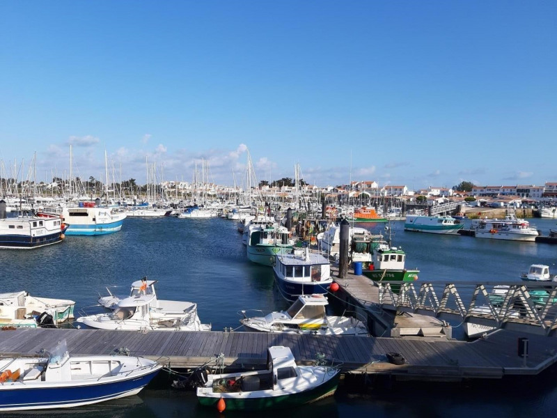 Location vacances Noirmoutier-en-l'Île -  Appartement - 5 personnes - Câble / satellite - Photo N° 1