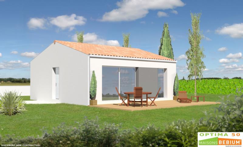 Maison  3 pièces + Terrain 350 m² La Chevrolière par MAISONS BEBIUM