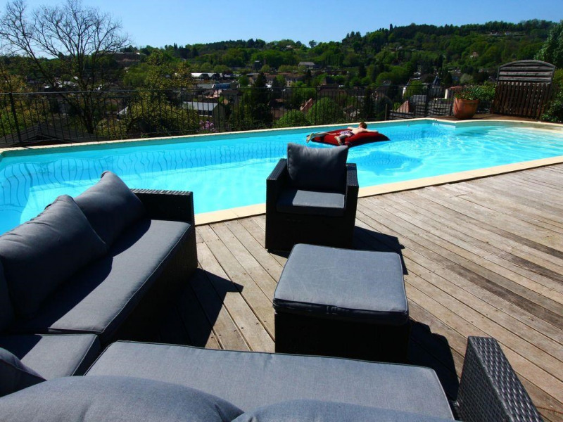 Holiday rentals Sarlat-la-Canéda - House - 12 persons - BBQ - Photo N° 1