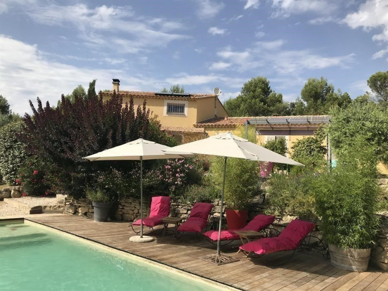 Holiday rentals Crillon-le-Brave - House - 6 persons - BBQ - Photo N° 1
