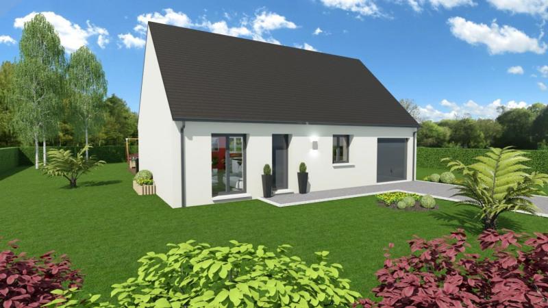 Maison  4 pièces + Terrain 1068 m² Saint-Valery-sur-Somme par Maisons Arlogis Normandie