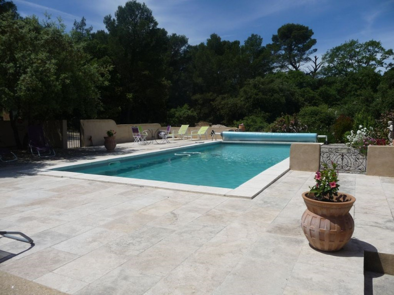 Location vacances Rognes -  Gite - 4 personnes - Barbecue - Photo N° 1