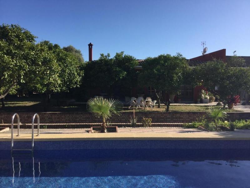Holiday rentals Arcos de la Frontera - House - 10 persons - BBQ - Photo N° 1