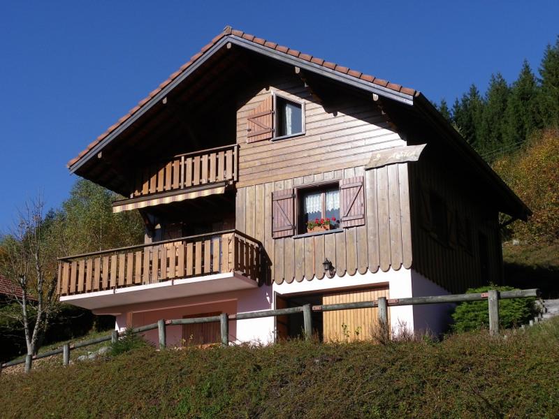 Location vacances Saint-Maurice-sur-Moselle -  Maison - 10 personnes - Barbecue - Photo N° 1
