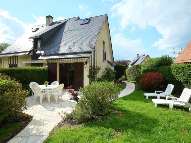 Location vacances Villers-sur-mer -  Maison - 4 personnes - Jardin - Photo N° 1