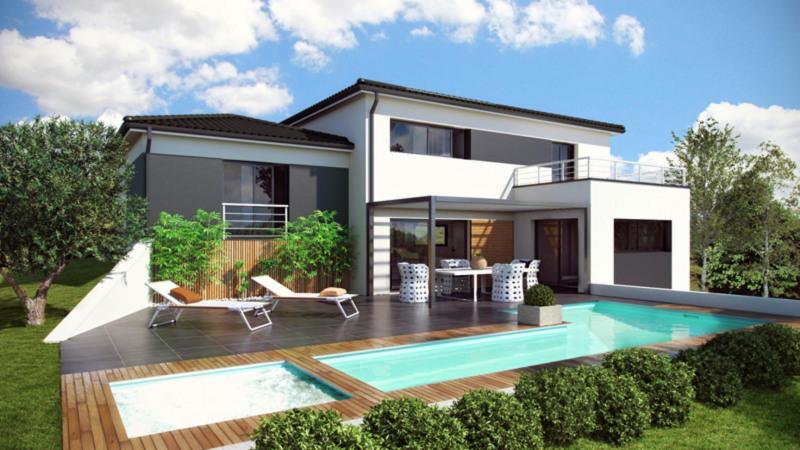 Maison  6 pièces + Terrain 900 m² Pin-Balma par CELIA CREATION