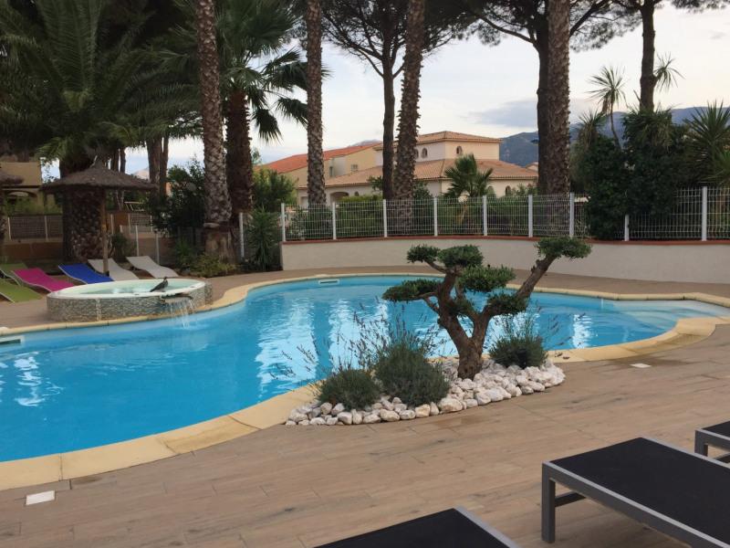 VILLA 1 appart ré de chaussée CAP CREUS, étage ESTARTIT, piscine à partager, tout confort CLIMATISATION