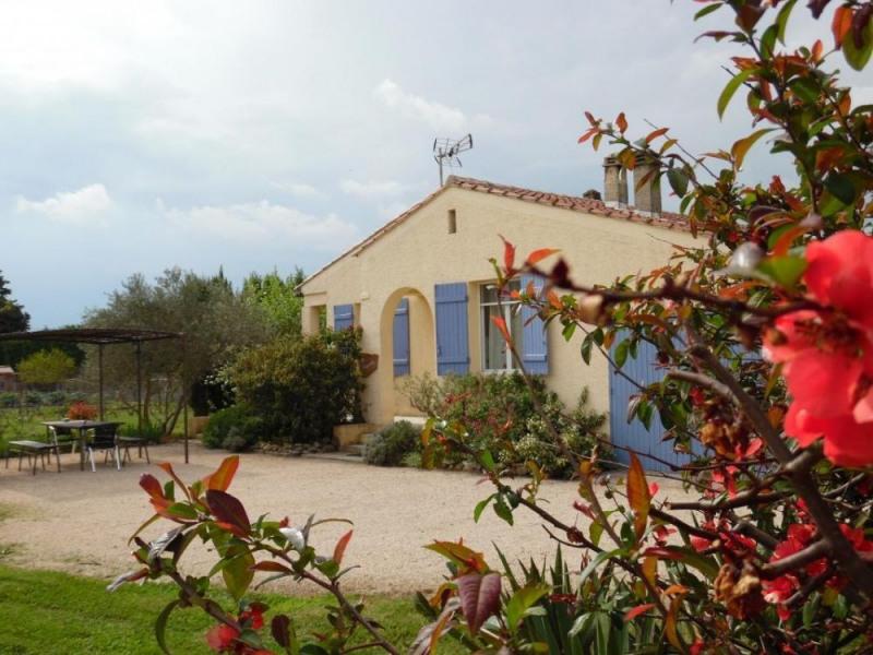 Location vacances Sarrians -  Gite - 6 personnes - Barbecue - Photo N° 1