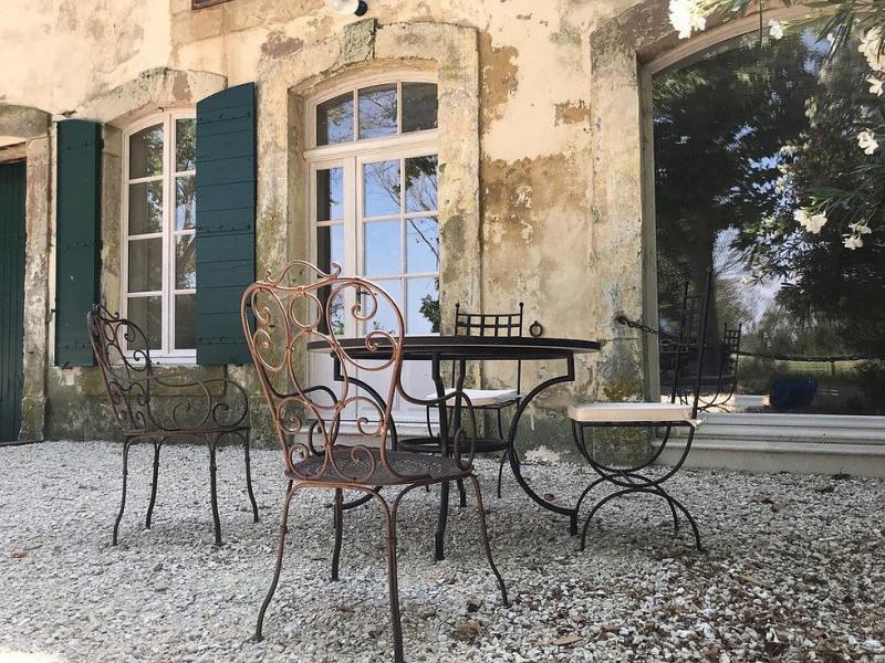 Location vacances Saintes-Maries-de-la-Mer -  Gite - 3 personnes - Barbecue - Photo N° 1
