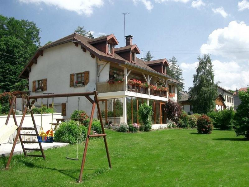 Gîte du Haut-Jura avec Spa et sauna, classé 3 épis aux Gîtes de France - Foncine-le-Haut