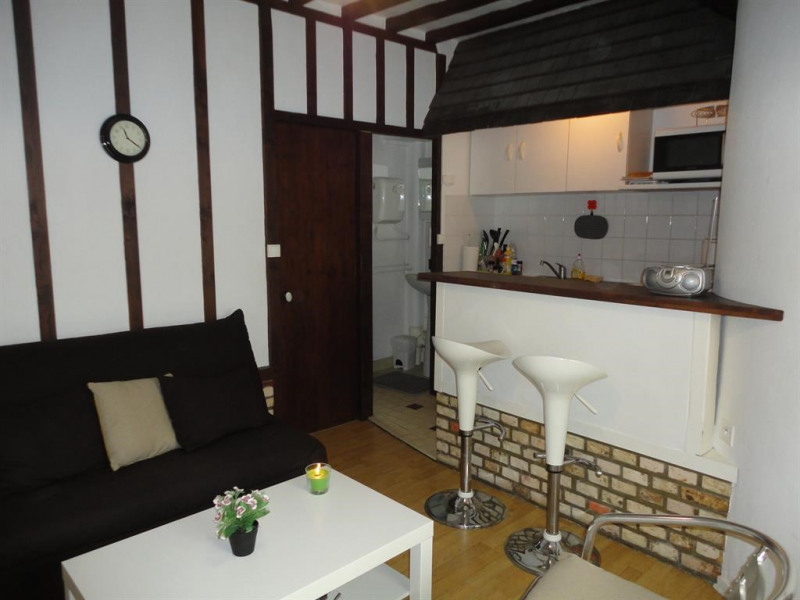 Holiday rentals Dieppe - Apartment - 3 persons - DVD player - Photo N° 1