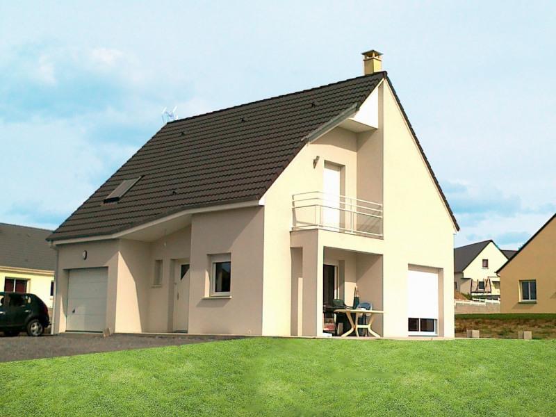 Maison  5 pièces + Terrain 1000 m² Saint-Mards-de-Fresne par Maison Castor Lisieux