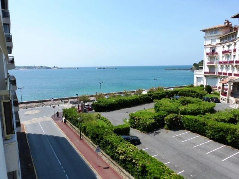 Résidence Maitagarria 3 - vue mer avec parking en sous sol
