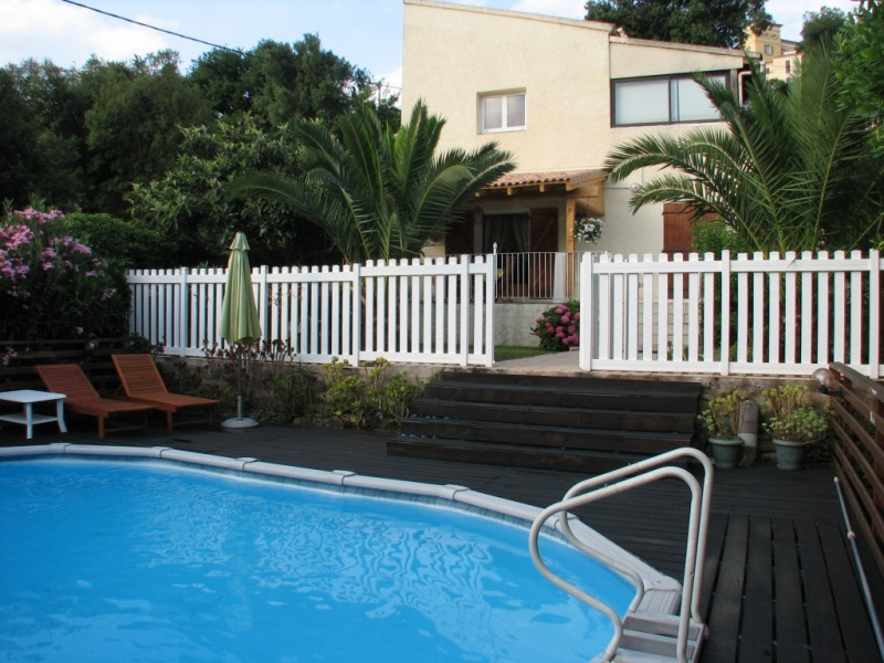 Location vacances Oletta -  Appartement - 5 personnes - Barbecue - Photo N° 1