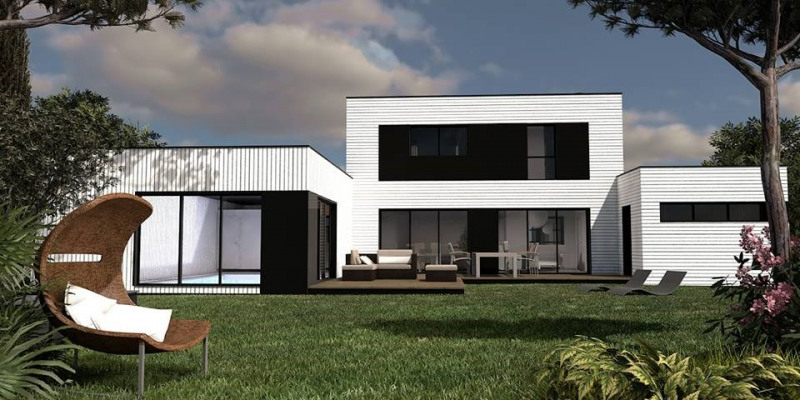 Maison  7 pièces + Terrain 2500 m² Verrières-le-Buisson par PRIMOBOIS ESSONNE