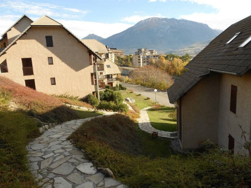 Holiday rentals Embrun - Apartment - 3 persons -  - Photo N° 1