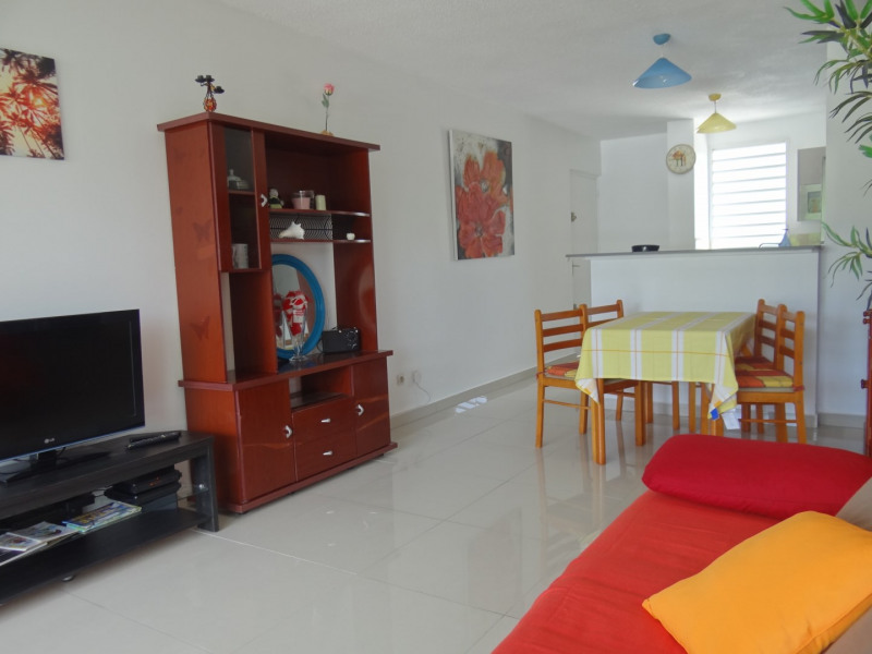Holiday rentals Les Trois-Îlets - Apartment - 4 persons - Cable/satellite TV - Photo N° 1