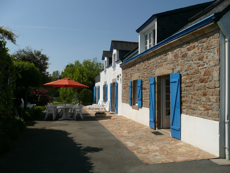 Holiday rentals Elliant - House - 10 persons - BBQ - Photo N° 1