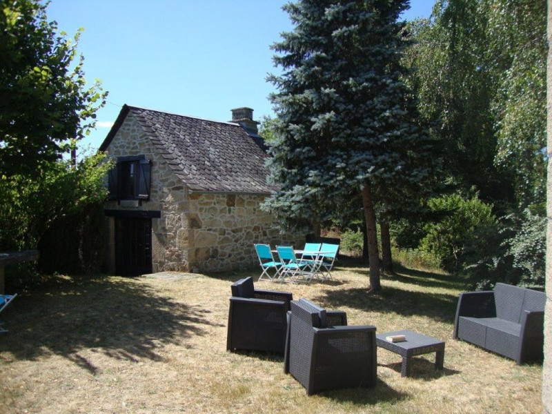Location vacances Saint-Martial-de-Gimel -  Gite - 4 personnes - Chaise longue - Photo N° 1