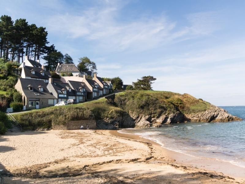 Bel appartement avec vue sur mer et sur la plage de Ramonette.