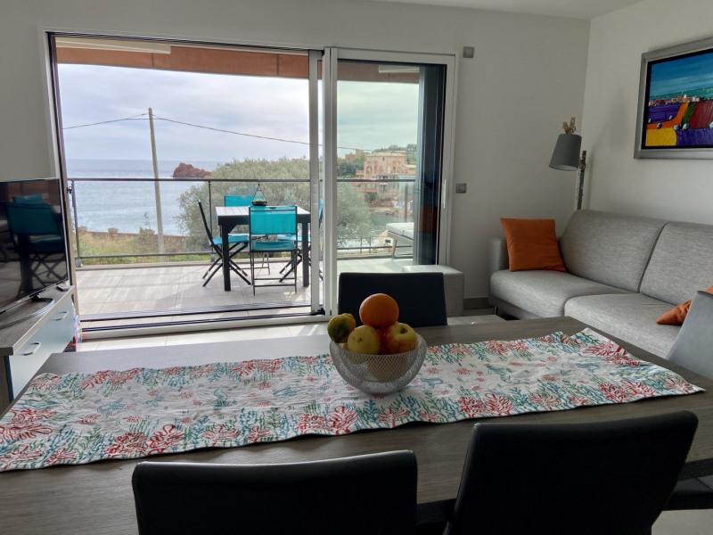 Location vacances Théoule-sur-Mer -  Appartement - 6 personnes - Salon de jardin - Photo N° 1