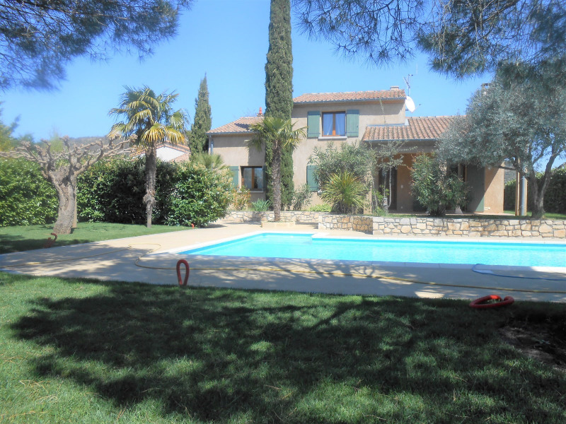 Holiday rentals Lagorce - House - 10 persons - Television - Photo N° 1