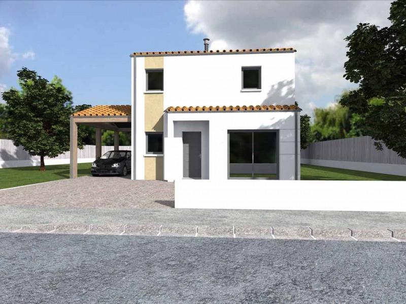 Maison  5 pièces + Terrain 390 m² Saint-Hilaire-de-Clisson par ALLIANCE CONSTRUCTION VALLET
