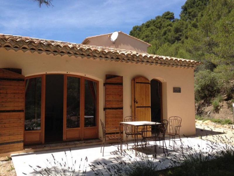 Location vacances Saint-Marc-Jaumegarde -  Gite - 4 personnes - Barbecue - Photo N° 1