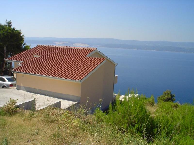 Villa Appartement du Haut Location Vue Mer 180° Su