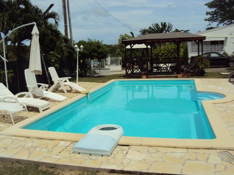 Maison pour 4 pers. avec piscine, Saint-François