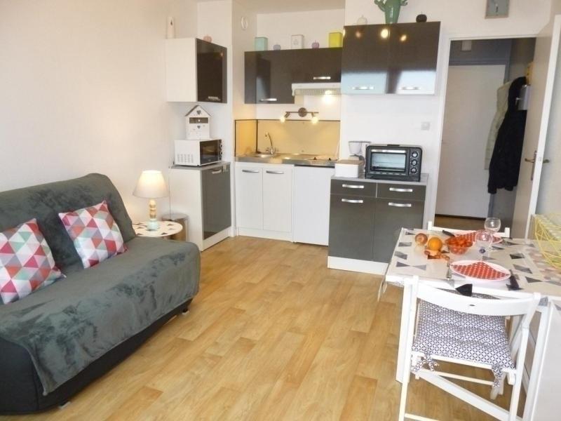 Location Appartement Saint-Jean-de-Monts, 1 pièce, 2 personnes