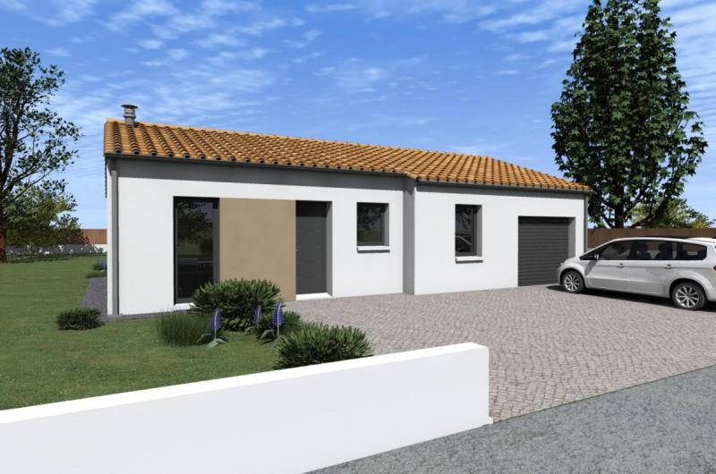 Maison  4 pièces + Terrain 406 m² Champtoceaux par ALLIANCE CONSTRUCTION ANCENIS