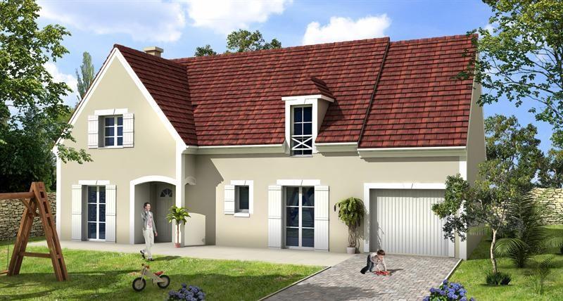 Maison  5 pièces + Terrain 700 m² Neauphle le Château (78640) par MAISONS BARILLEAU