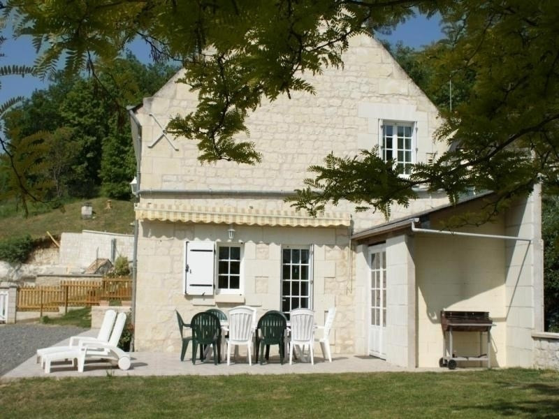 Location vacances Seuilly -  Maison - 9 personnes - Barbecue - Photo N° 1