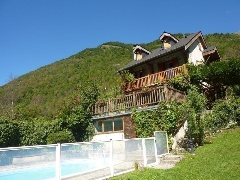 Location vacances Aulus-les-Bains -  Maison - 9 personnes - Barbecue - Photo N° 1