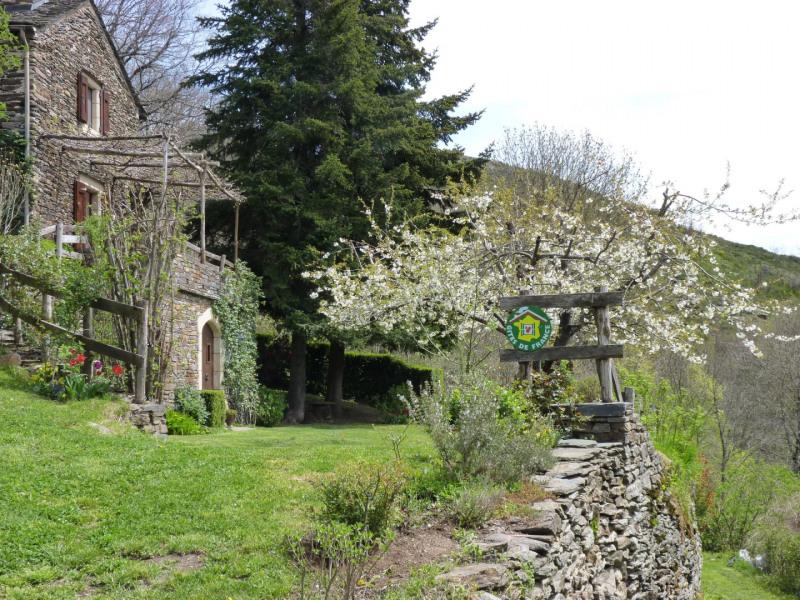 Ferienwohnungen Saint-Julien-d'Arpaon - Haus - 2 Personen - Grill - Foto Nr. 1