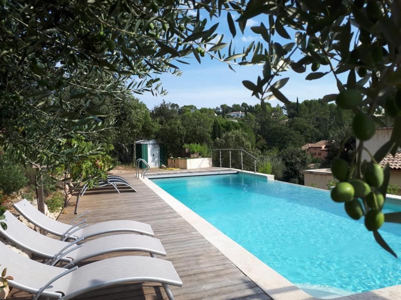 Holiday rentals Brignoles - Apartment - 6 persons - BBQ - Photo N° 1