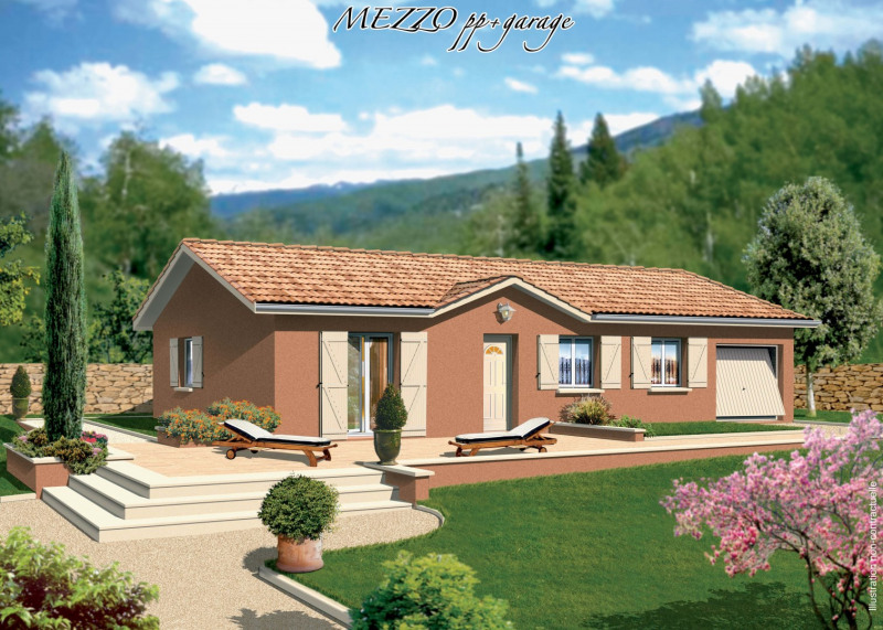 Maison  4 pièces + Terrain 639 m² Saint-Jean-de-Bournay par MAISONS PUNCH