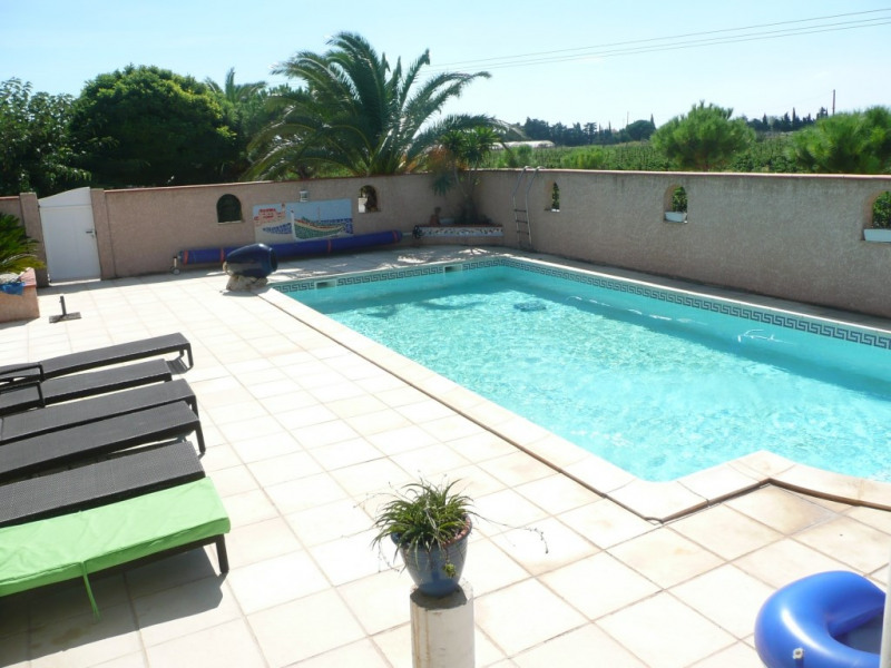 Location vacances Saint-Laurent-de-la-Salanque -  Gite - 7 personnes - Barbecue - Photo N° 1