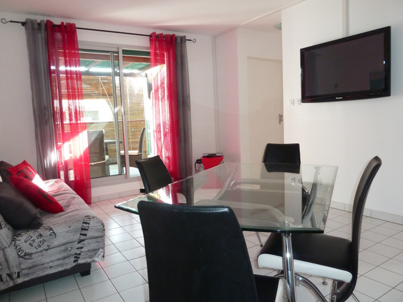 Holiday rentals Saint-Paul - Apartment - 4 persons - Cable/satellite TV - Photo N° 1