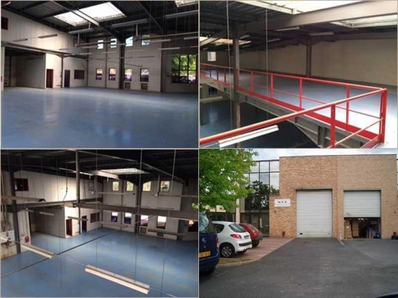 Location Local d'activités / Entrepôt Montmagny
