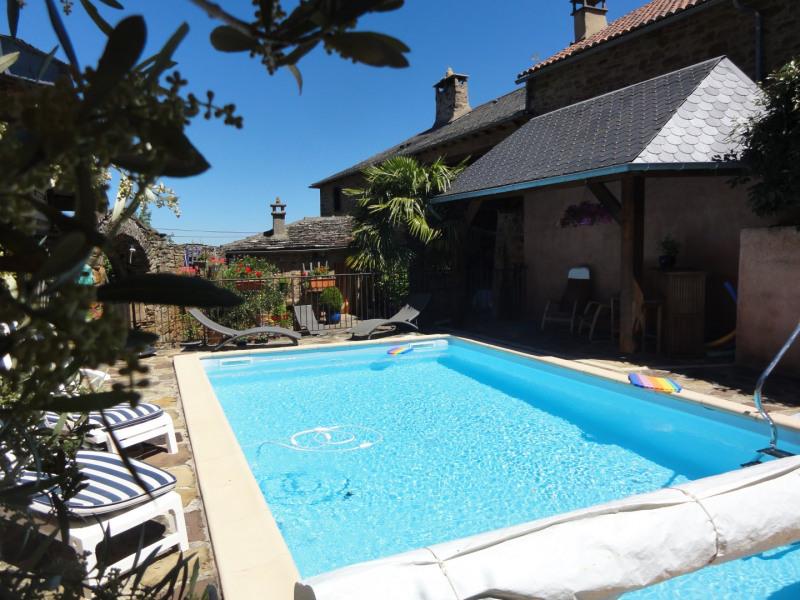 Location vacances Laval-Roquecezière -  Gite - 5 personnes - Barbecue - Photo N° 1