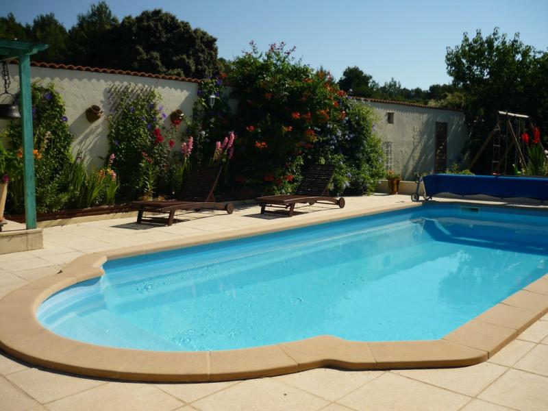 Location vacances Sausset-les-Pins -  Appartement - 4 personnes - Chaise longue - Photo N° 1
