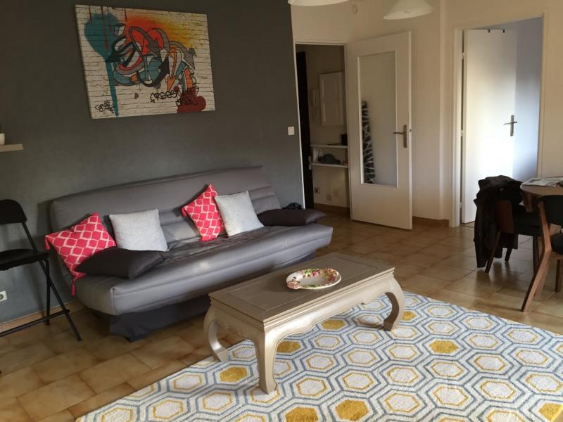 Beau T2, climatisé, spacieux  calme et confortable avec terrasse et piscine