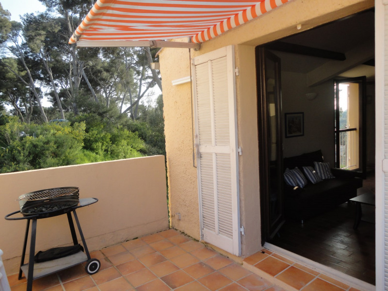 Location vacances Saint-Cyr-sur-Mer -  Appartement - 6 personnes - Barbecue - Photo N° 1