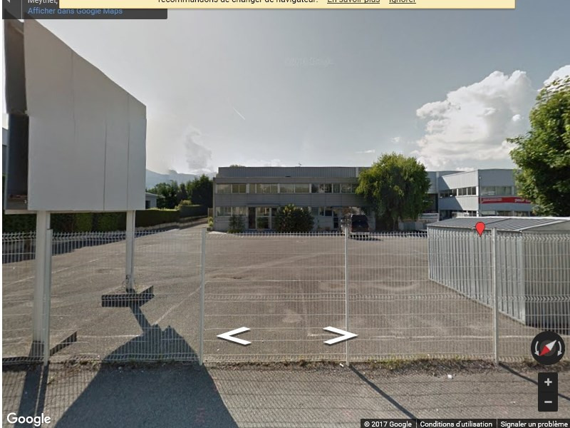 Location Local d'activités / Entrepôt Meythet