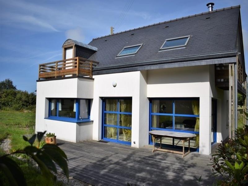 Villa 3 étoiles dans superbe environnement campagne à 2 km de la mer à Pleumeur-Bodou